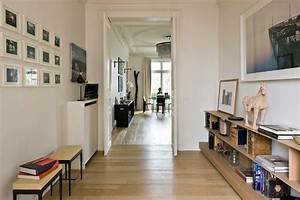 idee deco hall d39entree appartement With idee deco entree appartement