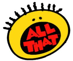 All That (partially lost Nickelodeon sketch comedy TV ...