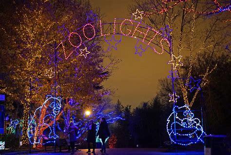 dc zoo lights national zoo puts up zoolights display baltimore news