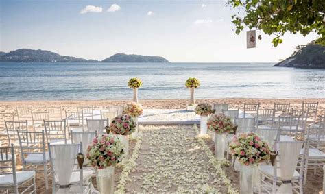 most romantic beach wedding destinations dream weddings