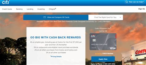 It also offers a citi identity theft solutions program, a service that. Costco Anywhere Visa Credit Card Review 2021 | The Smart Investor
