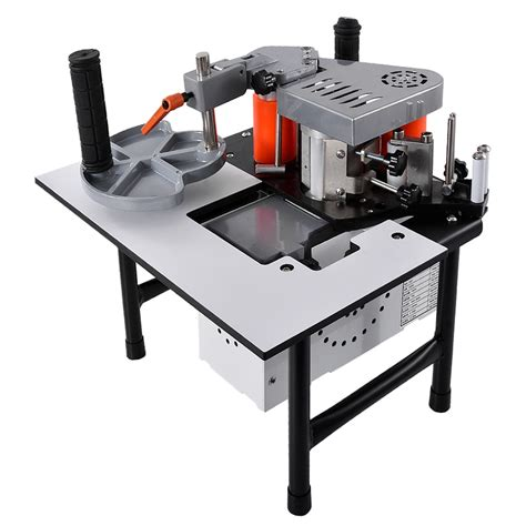 sc  small manual edge banding machine double side gluing portable edge bander woodworking edge