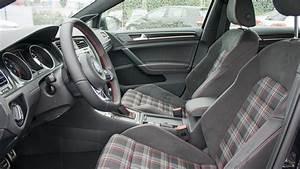Gti Sitze Golf 3 : mehr gti geht nicht erste testfahrt im neuen vw golf gti ~ Jslefanu.com Haus und Dekorationen