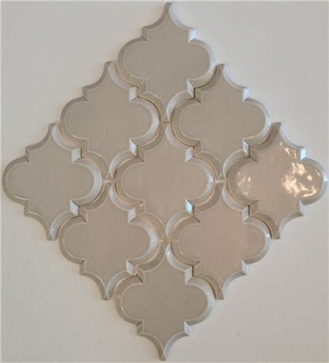 beveled arabesque tile beveled arabesque tile backsplash bestsciaticatreatments