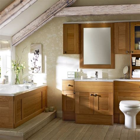 Small Bathroom Decor Ideas Pictures by 45 Stylish And Cozy Wooden Bathroom Designs Digsdigs