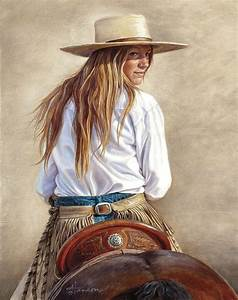 Wonderful And Winning Western And Cowboy Paintings - Bored Art