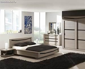 Modele De Chambre A Coucher Moderne : chambre coucher f s maroc ~ Melissatoandfro.com Idées de Décoration