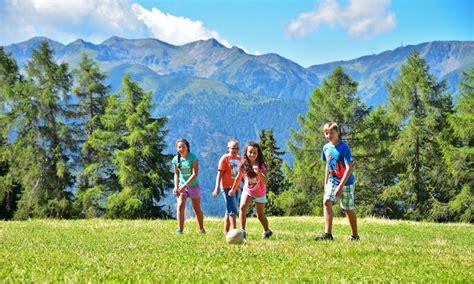 Schönen Urlaub Berge by Sommer Urlaub In Den Bergen Mit Kindern Aktiv In