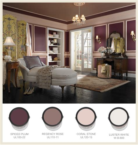 colorfully behr victorian interiors