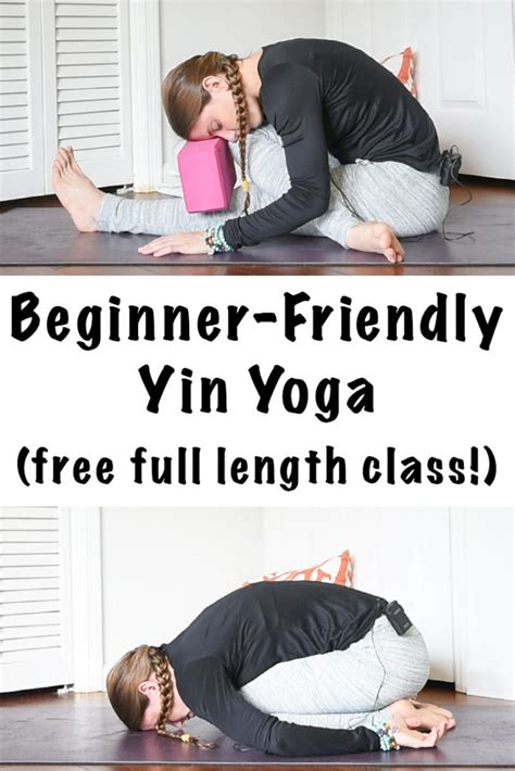 If a certain pose is not. 60 Minute Beginner Yin Yoga Sequence - The Artisan Life