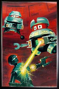 printed sci fi silk poster movie series from Silk Poster ...