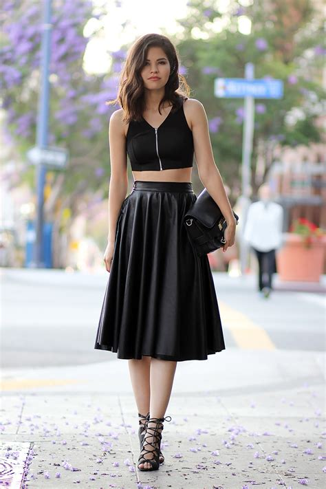 65+ Flirty Summer Skirt Outfits 2018 Fashion Craze