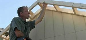 How to Build a Shed, Part 9: Building & Installing Gable