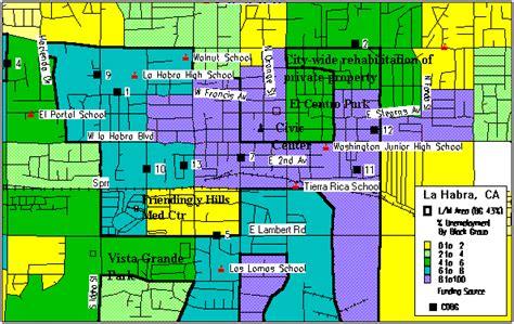 la habra city consolidated plan executive summary