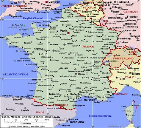 map  france arts  voyages