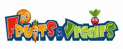 Vegetables Fruits Vegetable Clipart Clip Ones Let