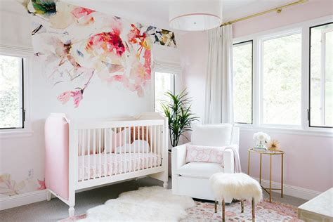 Celebrity Design Reveal Tamera Mowry's Nursery Project