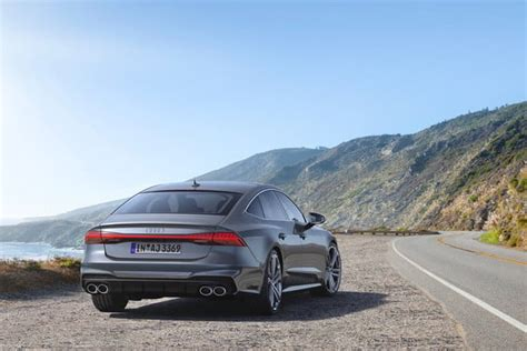 2020 Audi S7 by 2020 Audi S6 And 2020 Audi S7 Revealed With 450 Horsepower