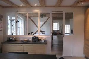Petite Verrière Intérieure : pour ou contre la cuisine ouverte sur le s jour ~ Zukunftsfamilie.com Idées de Décoration