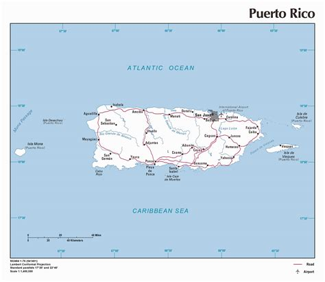 maps  puerto rico map library maps   world