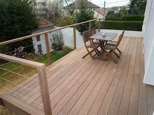 les 25 meilleures idees de la categorie terrasse suspendue With idee d amenagement exterieur 10 escalier exterieur jardin pour un espace vert optimise