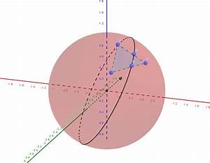 Spherical Geometry - Arc Intersection On A Sphere