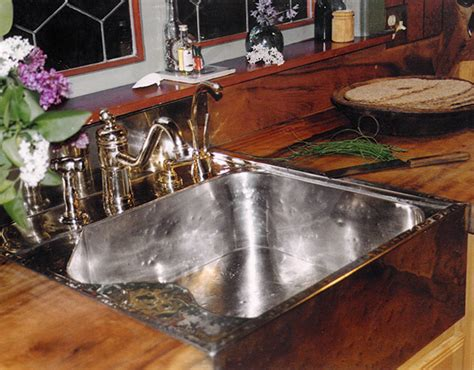 image gallery silver sink