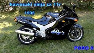 Kawasaki Ninja Zx 11r De 1990 A 1995 Ficha T U00e9cnica E Top Speed