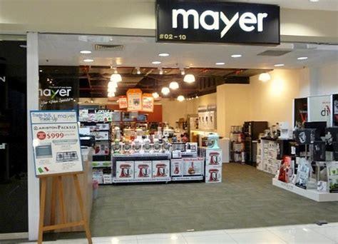 Mayer Kitchen Appliance Stores in Singapore   SHOPSinSG