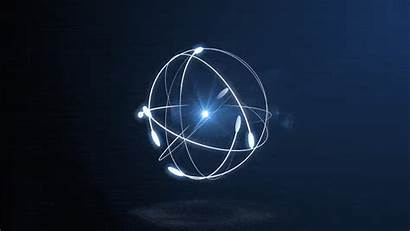 Physics Atom Than Smaller Measurement Animated Protons