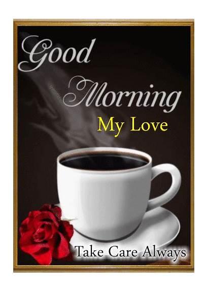 Morning Card Send Ecard Coffee Sweetheart Gifs