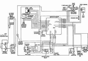 Jeep Wrangler Ignition Module Wiring Diagram