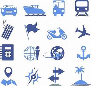 Travel Icons - Pro Series Free vector in Adobe Illustrator ...