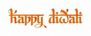 Happy Diwali PNG Text Design free download