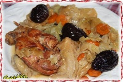 carottes cuisin s cuisin 39 délice potée de cuisses de lapin au chou et aux