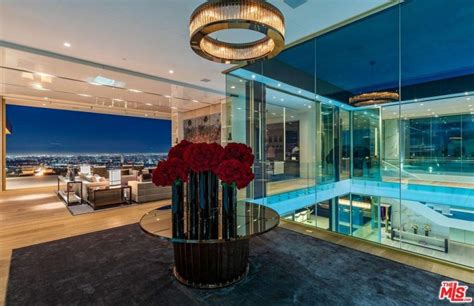 beverly hills exceptionally luxurious opus mansion