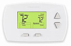 How To Set A Honeywell Digital Thermostat