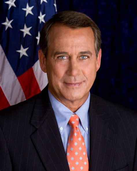 speaker of the house in boehner
