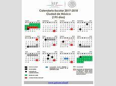 Calendario Escolar 20172018 Escuela Secundaria no 302