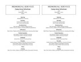 funeral program software memorial service program template best business template