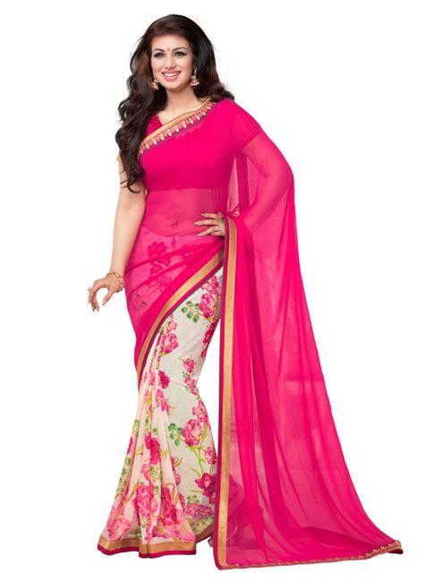 Fashion Sarees 9 Saree Materials Every Should Own Fashion