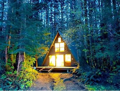 Cabin Frame Woods Haus Tye Cabins Skykomish
