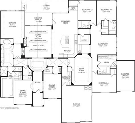 Drees Homes Floor Plans by Northgate 372 Drees Homes Interactive Floor Plans Custom