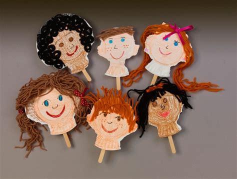 puppets pals craft crayolacom