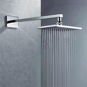 Pomme De Douche Encastrable : robinet douche de t te et panneau de pluie ~ Melissatoandfro.com Idées de Décoration