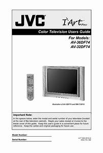 Schematic Diagram Manual Jvc Av 48wp30 Rear Projection Tv