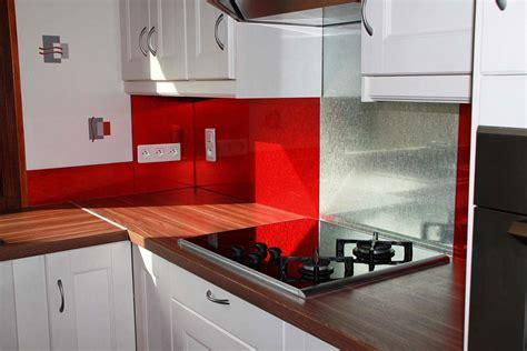 credence cuisine en verre sur mesure crédence de cuisine crédence en inox brossé pictures to