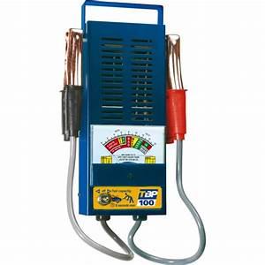 Testeur De Batterie Professionnel : testeur de batterie tbp 100 pour batteries 6 et 12 v gys 055131 ~ Melissatoandfro.com Idées de Décoration