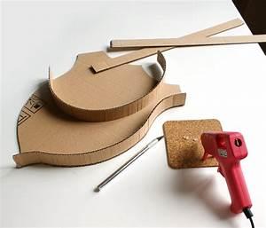 Trophée Animaux Carton : diy troph e bois de cerf ~ Melissatoandfro.com Idées de Décoration