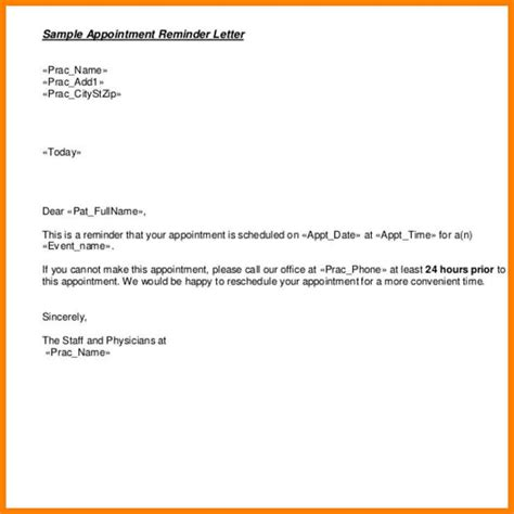 6 appointment reminder templates legacy builder coaching